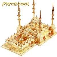 PieceCool of 2016 Yeni Yayımlanan 3D Metal Bulmaca