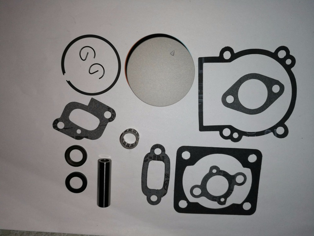 38MM piston kit with gasket set for TS 32CC 35CC Engine for HPI ROVAN BAJA LOSI 5IVE-T
