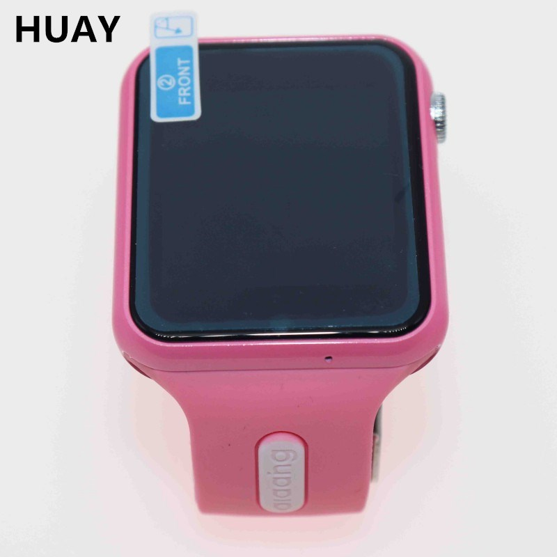 2018 new GPS tracking watch for kids Anti-Lost Monitor smart watches SOS Call Location Device Tracker camera waterproof pink V5K smart watch gw700 pink