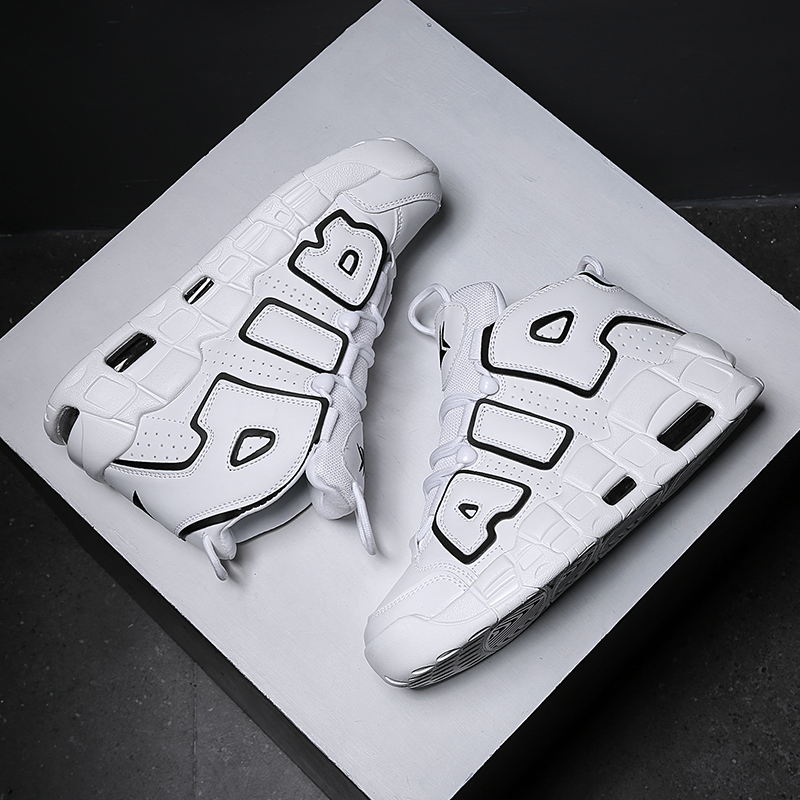 966c250a0c3c New Brand Basketball Shoes Men Women High-top Sports Air Cushion Jordan  Hombre Athletic Mens Shoes Comfortable kids Sneakers