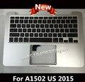 Nuevo Para Macbook Pro 13.3 ''Retina A1502 Topcase Palmrest Top case con el teclado sin trackpad EE. UU. 2015
