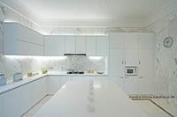 High Gloss Lacquer Kitchen Cabinet Mordern LH LA069