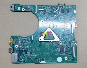 Image 2 - Dla Dell Inspiron 15 3568 DYXNC 0 DYXNC CN 0DYXNC 14236 1 PWB: CPWW0 REV: a00 i5 7200U płyta główna płyta główna laptopa płyty głównej testowany