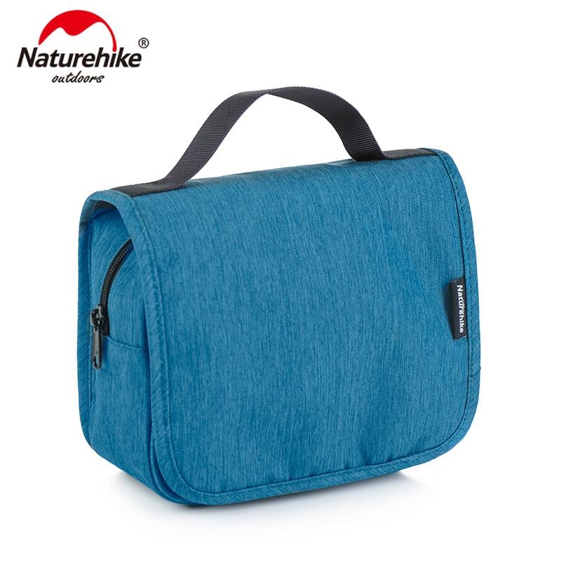 NatureHike Wash bag travel waterproof portable Bag Men Bags Large Women Make Up NH17X001-S nh17x001 s