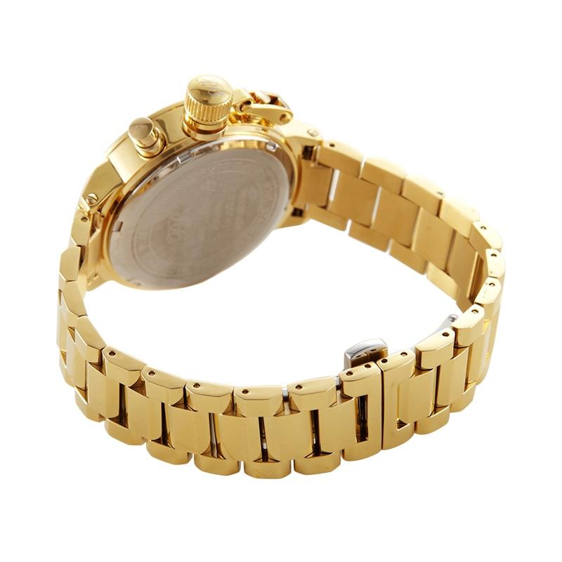 Gratis frakt Högkvalitativ BS varumärke Kvinnor Armbandsur Lady - Damklockor - Foto 5