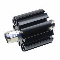 30W Attenuator 30 Watts DC 3 Ghz 10dB RF coaxial Power plug M to Jack F 50 ohm N.