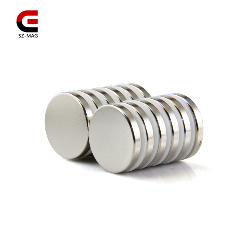 10pcs 5pcs Strong Dia 20x3mm Rare Earth Craft model NdFeb Neodymium Magnet N50 wholesale