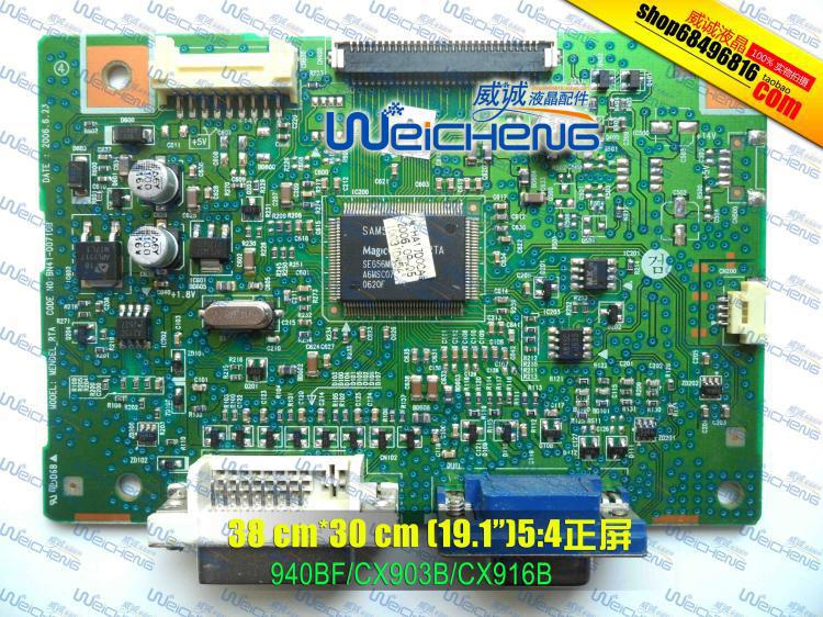 Free Shipping> 940BF/CX903B/CX916B motherboard driver board BN41-00710B-Original 100% Tested Working free shipping for acer tmp453m nbv6z11001 ba50 rev2 0 motherboard hm77 tested