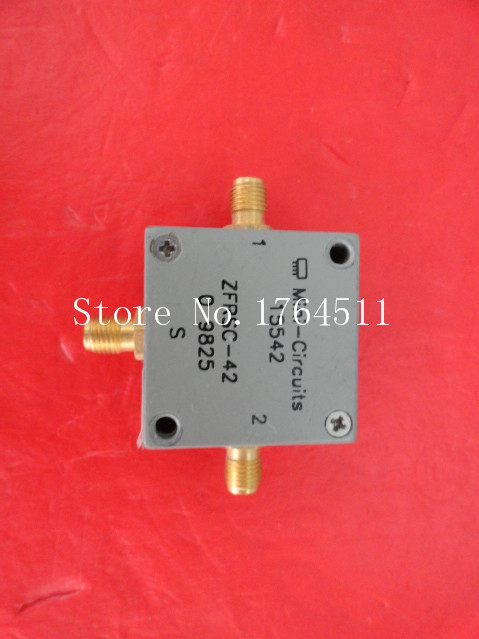 [BELLA] A Two Mini Power Divider ZFRSC-42 SMA