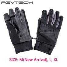PGYTECH フライング写真撮影の手袋 (ML XL) 登山スキー乗馬防風防水タッチスクリーン多機能手袋