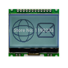 12864G-086-P LCD Display Module 12864 128*64 Dot Matrix LCD Module COG with Backlight L21