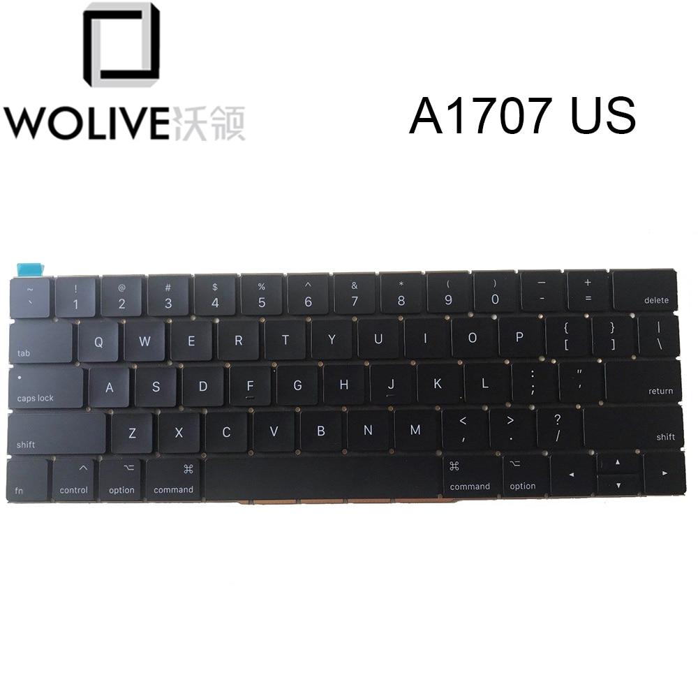 Wolive Pour NOUS Clavier MacBook Pro Retina 15