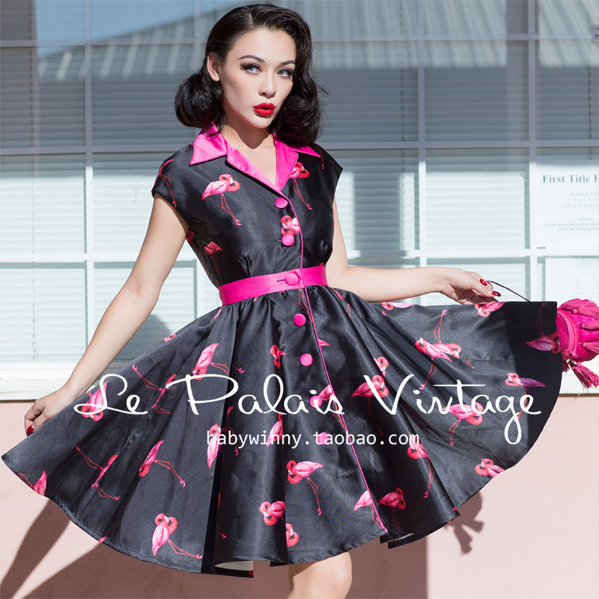 Popular Pink Flamingo Dress-Buy Cheap Pink Flamingo Dress lots ...