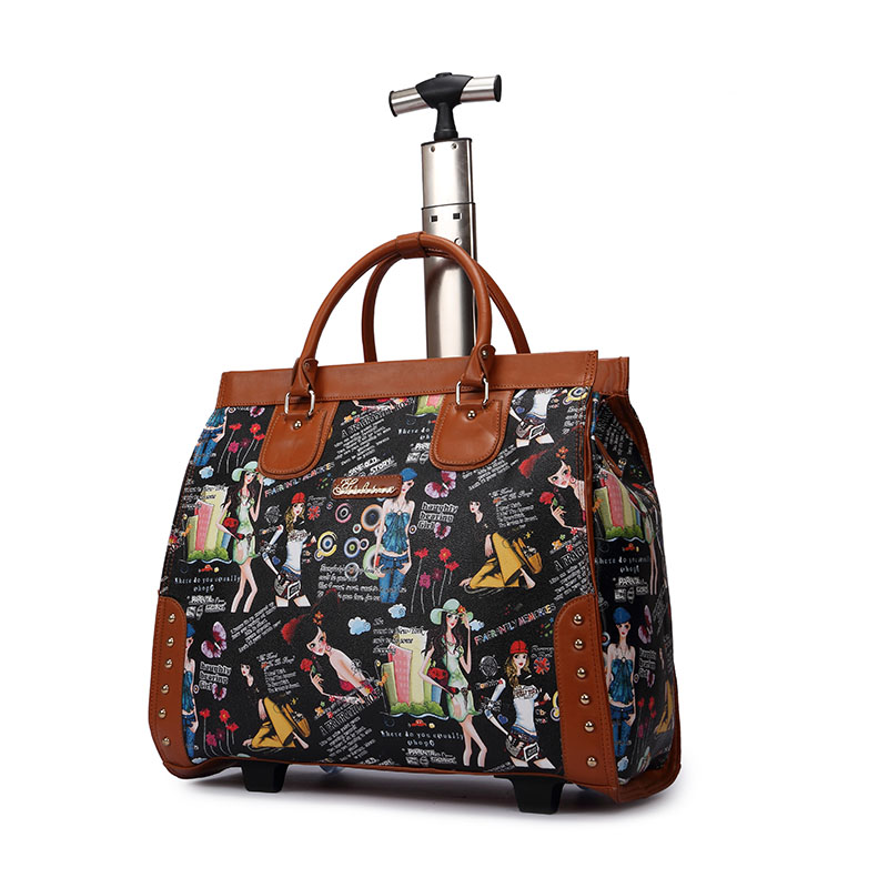 Popular Lady Trolley Bag-Buy Cheap Lady Trolley Bag lots from ...
