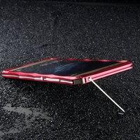 Huawei P9 Case Bumper Original IMatch Superior Diamond Shape Aluminum Metal Bumper Case For Huawei Ascend