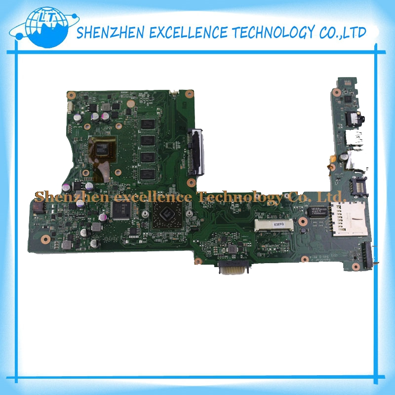 ФОТО Original motherboard For Asus X401U X501U with E450 cpu 4GB RAM Fully Tested before shipping Work perfect
