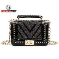 Famous Brand Desigers Crossbody Bags For Women Mini Women Classical High Grade Metal Chain Shoulder Bags