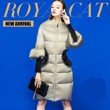 2016 Winter Jacket Women downs jacket womens winter jackets and coats Slim 90% Duck down outwear Parka long coat Fashion