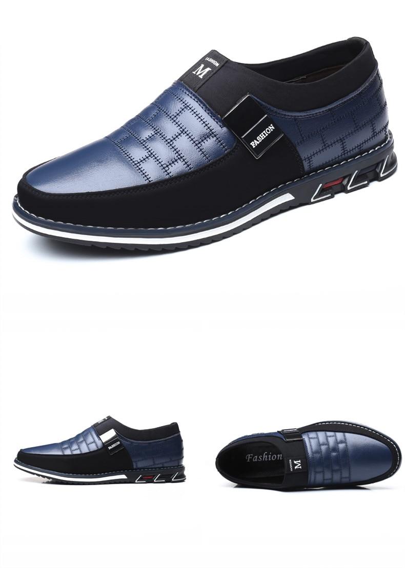 HTB1R85Ha4D1gK0jSZFyq6AiOVXaD ZUNYU New Big Size 38-48 Oxfords Leather Men Shoes Fashion Casual Slip On Formal Business Wedding Dress Shoes