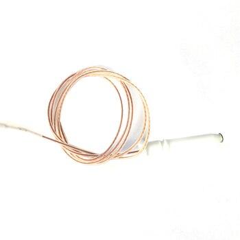 Estufa de Gas, bujía de electrodo de encendido con cable adecuado para SMT-DHZX007 de quemador Sabaf