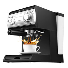 Бесплатная доставка эспрессо-машина использовать коммерческий полуавтоматическая момент пара взимается двойной Кофе машина