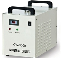 CW 3000 Industrial Water Chiller for CNC CO2 Laser Engraving Cutting Machine 220V|Machine Centre|   -