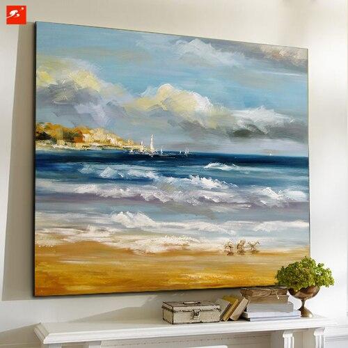 Aliexpress.com : Buy Home Decor Seascape Poster Decorative