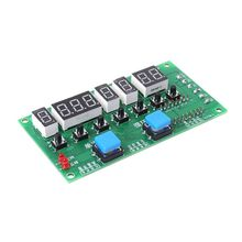 Stepper Motor Driver Controller Module Angle/Direction/Speed/Time Programmable Board DC 8-27V 2019 NEW цена 2017