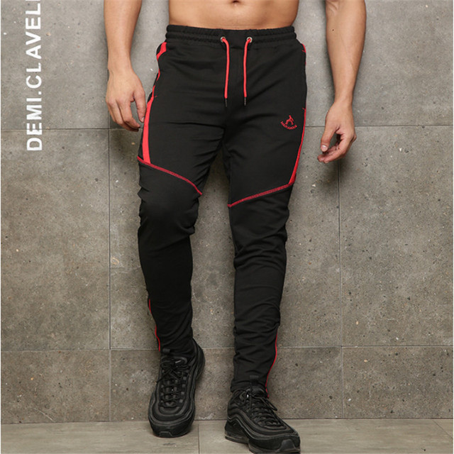 581e68cbc293b New casual pants sweatpants mens joggers fitness bodybuilding runners sweat trousers  britches compression leggings jpg 640x640