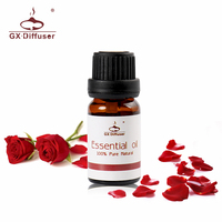 GX Diffuser 10ml Essential Oil Air Humidifier Water Soluble Mini Household Room Office Aroma Diffuser Pure