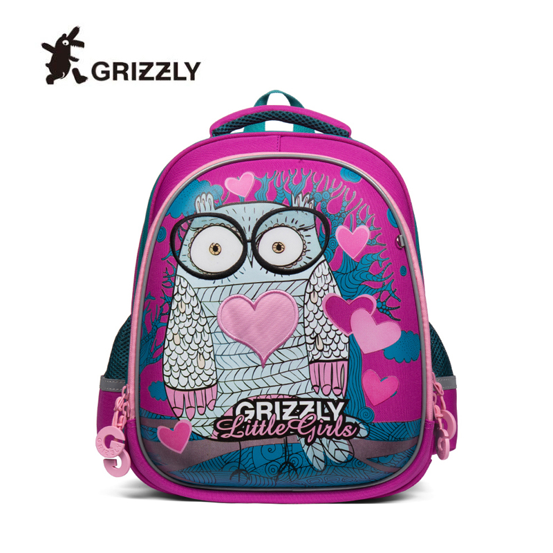 2019 new Teenagers Orthopedic School Bags Primary School Student Backpack Fashion Cartoon owl print Child Waterproof Backpack2019 new Teenagers Orthopedic School Bags Primary School Student Backpack Fashion Cartoon owl print Child Waterproof Backpack