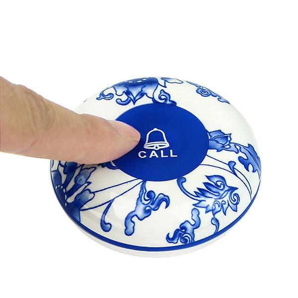 Wireless Restaurant Coaster Waiter Transmitter Button (3)
