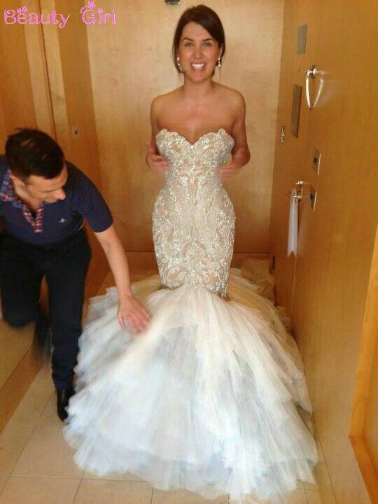 Y Open Back Robe De Mariage Lace Wedding Dress Beading Mermaid Dresses Gown Bridal Gowns Vestido Noiva Renda On Aliexpress Alibaba Group