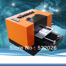 2016 Imprimante Free Shipping Just Usd4000/set A3 Size 6 Color Multifunction Uv Printer Embossed Effect Machine New Arrivals