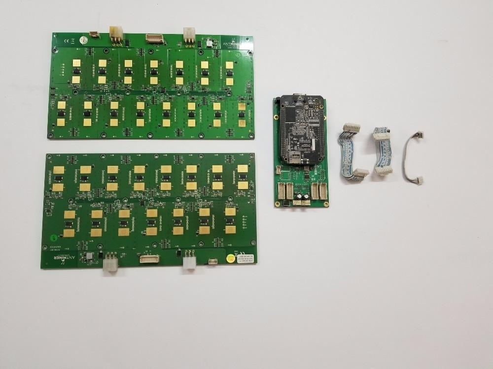 YUNHUI 2 piezas se antminer s5 hash junta y 1 unid Junta de control de uso para cambiar la parte mala s5 ¡enviar a través de China Post