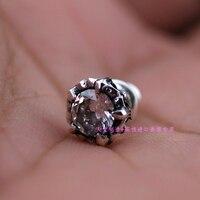 Пункт мужской якорь серьгу тайский серебра 925 чистого серебра 1 пара