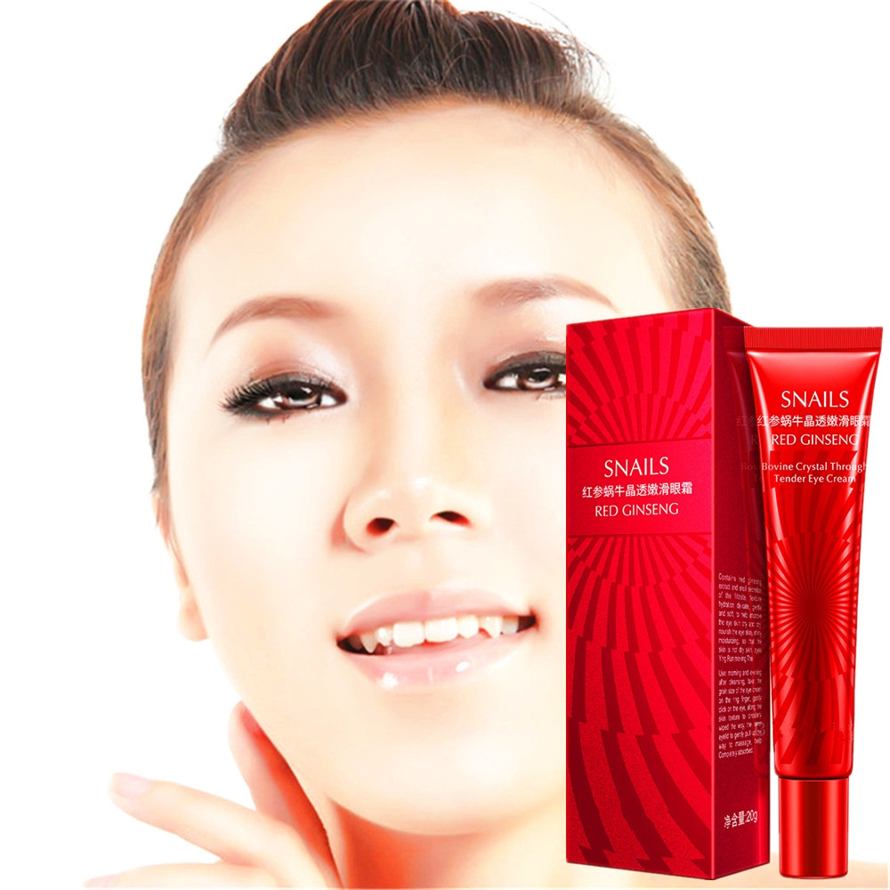 Eye Skin Care: DISAAR Red Ginseng Essence Eye Patches Beauty Skin Care