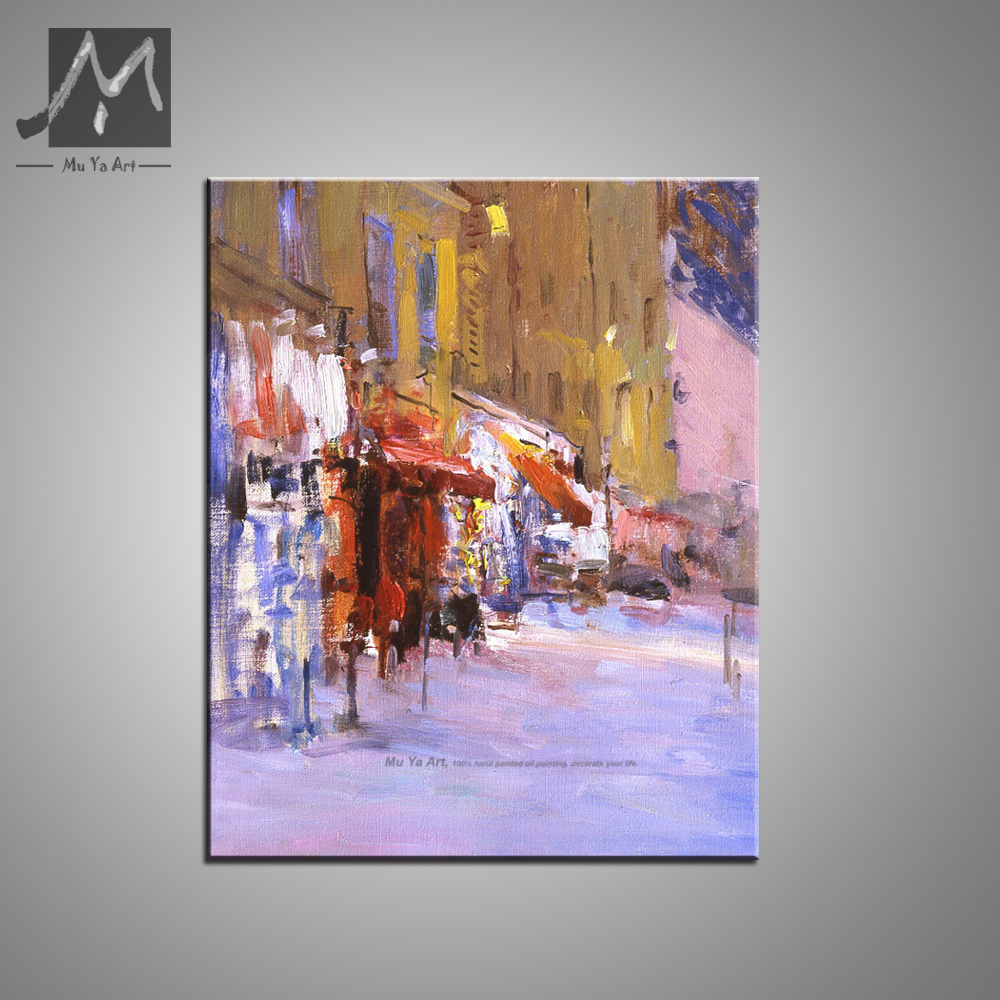 Trendy Best Berhmte Art Deco Gemlde Messer Lgemlde Paris Bilder Landschaft  Moderne Kunst Leinwand Malerei Fr Wohnzimmer Von With Moderne Kunst Bilder  ...