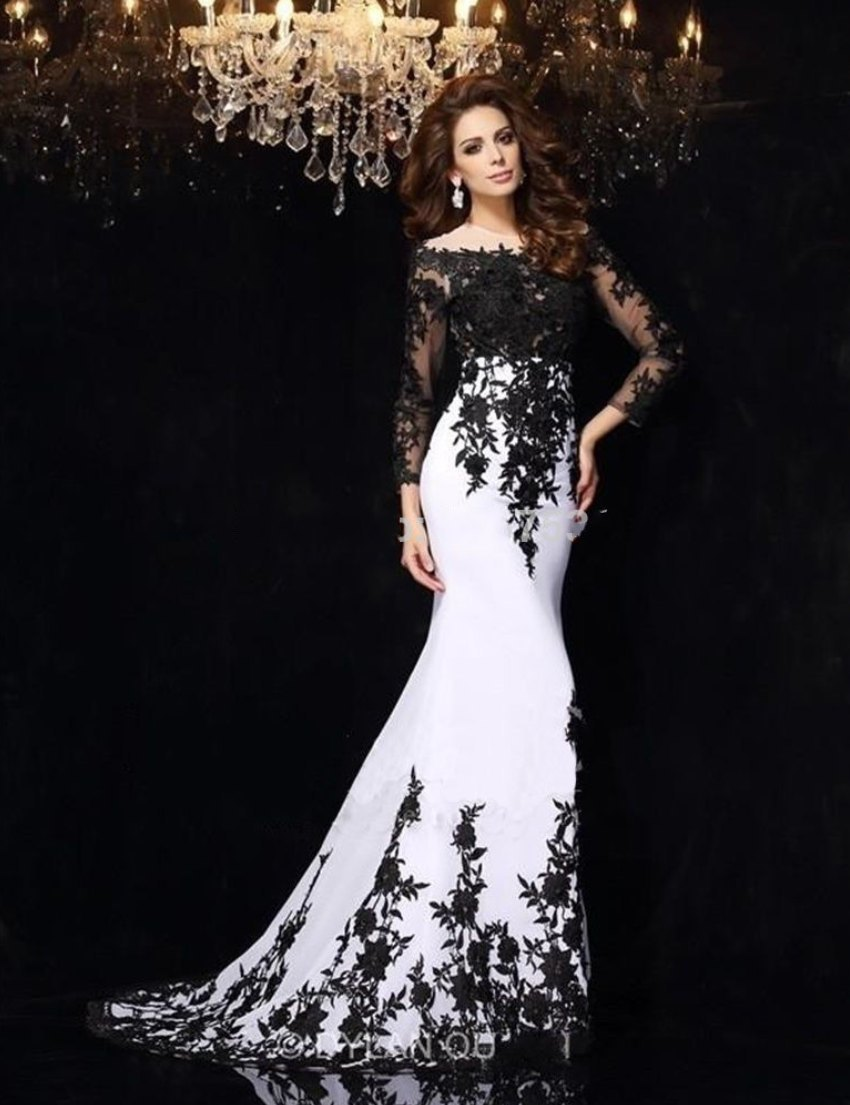New Fashion Mother Of The Bride Groom Dresses White And