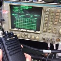 מכשיר הקשר 10W DMR רדיו דיגיטלי מכשיר הקשר IP67 Retevis Waterproof RT81 UHF 400-470 Mhz VOX הצפנה דיגיטלי / אנלוגי מצבי A9119A (2)