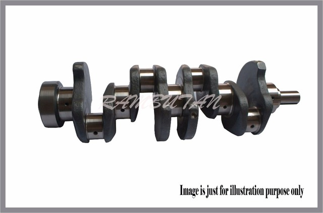 US $350 0 | 6136 31 1110 Crankshaft For KOMATSU 6D105 engine-in Block &  Parts from Automobiles & Motorcycles on Aliexpress com | Alibaba Group