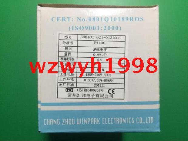 Genuine WINPARK Changzhou Huibang CHB 401 logic level CHB401-021-0132017