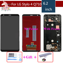 Buy lg stylo 3 lcd replacement and get free shipping on