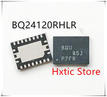 NEW 10PCS BQ24120RHLR BQ24120RHLT BQ24120 MARKING BQU VQFN-20  IC