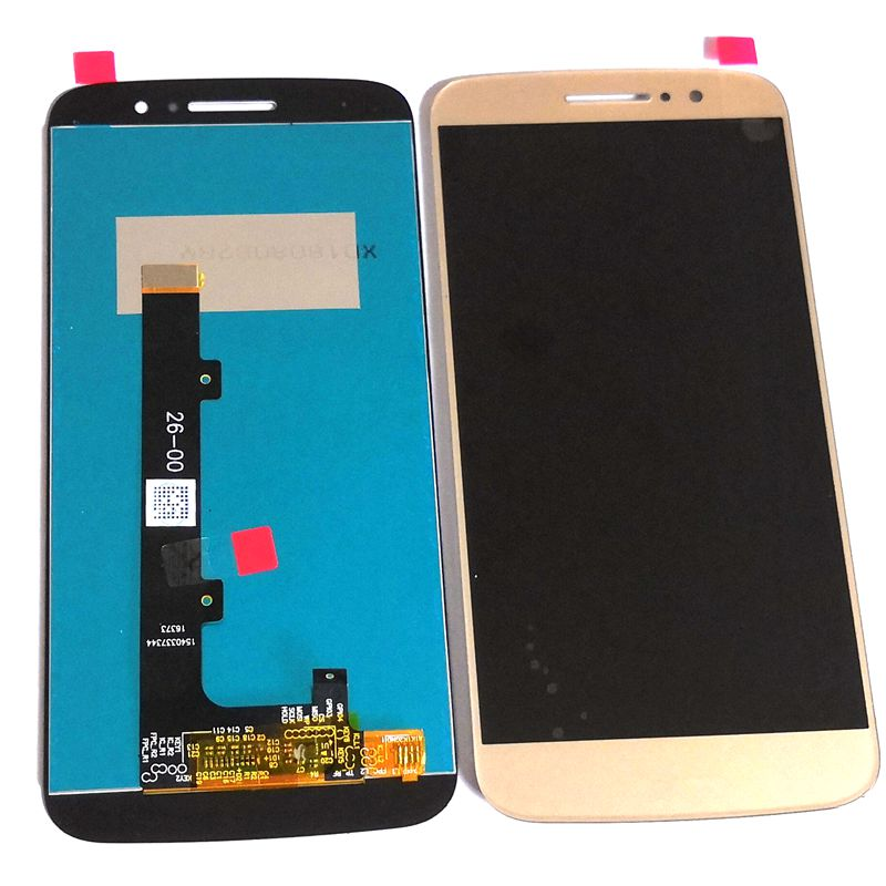 Highbirdfly For Motorola Moto M XT1663 <font><b>Xt1662</b></font> <font><b>Lcd</b></font> Screen Display With Touch Glass Digitizer Assembly image