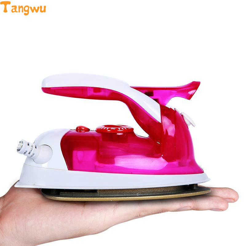 Free shipping Parts new electric irons for household mini steam ironing small portable travel travel abroad electric iron eurosvet люстра eurosvet bogate s 605 6