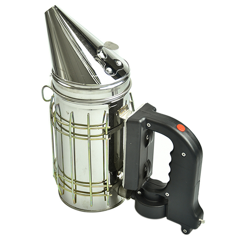 Bee Smoker Electric Beekeeping Smoke For Bee Hive Smoker Beekeeper Beekeeping Tools Stainless Steel Durable Material