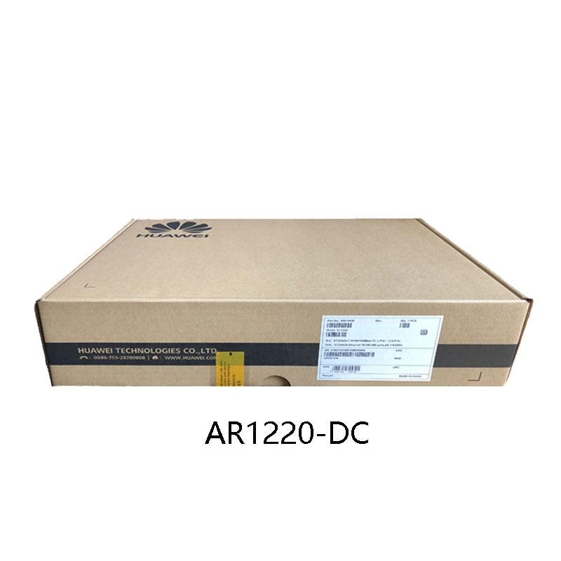 Huawei AR1220-DC Routeur Dentreprise 2WAN 8LAN