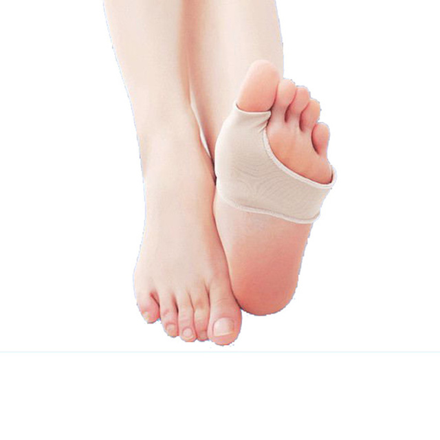 1Pairs Bunion Gel Sleeve Hallux Valgus Orthopedic Feet Care Silicon Insoles Orthotics Overlapping Big Toes Correction Brace Body Care