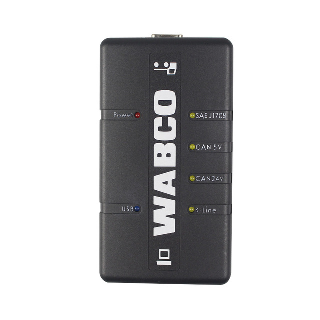 Newly WABCO DIAGNOSTIC KIT (WDI) WABCO Trailer and Truck Diagnostic Interface Shipping Free
